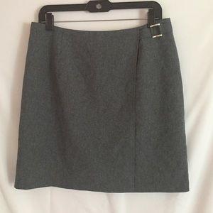 🌸HOST PICK🌸 GIORGIO FIORLINI Wrap Skirt, Gray